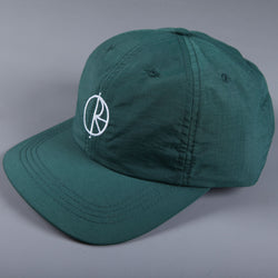 Polar 'Lightweight' 6 Panel Cap (Dark Green)