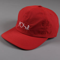 Polar 'Lightweight' 6 Panel Cap (Red)
