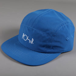 Polar 'Lightweight Speed' 5 Panel Cap (Blue)