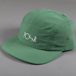 Polar 'Lightweight Speed' 5 Panel Cap (Dark Ivy)