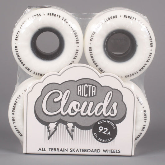 Ricta 'Clouds' 54mm 92a Wheels - CSC Store