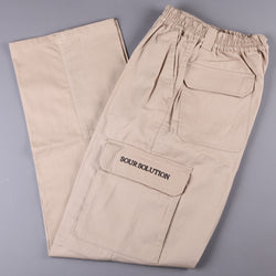 Sour 'City Safari' Cargo Pants (Sand)