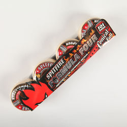Spitfire 'Formula Four' Conical Full 52mm 101D Wheels