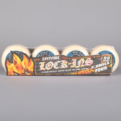 Spitfire 'Formula Four' Lock Ins 53mm 99D Wheels