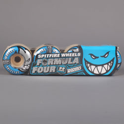 Spitfire 'Formula Four' Radial 54mm 99D Wheels - CSC Store