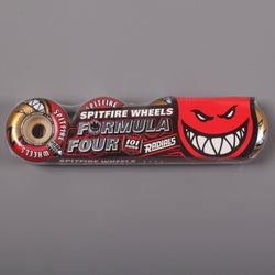 Spitfire 'Formula Four' Radial 54mm 101D Wheels - CSC Store