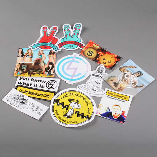 CSC Sticker Pack 2.0 - CSC Store