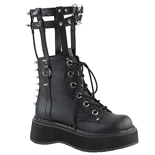 """Nova"" - Harness Ankle Boots"