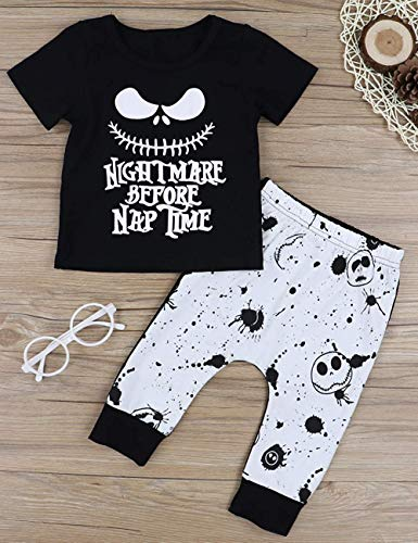 Nightmare Before Nap Time - Baby Set - OMGoth - My Gothic Shop