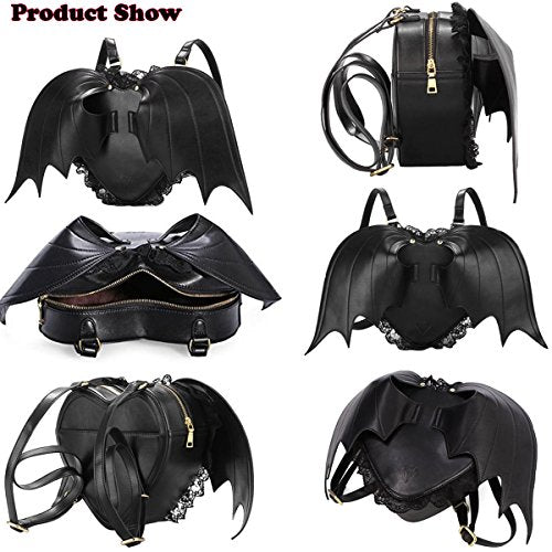 """Artemia"" - Bat Wings Backpack"