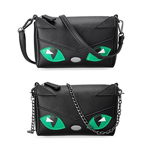 """Caera"" - Black Cat Purse - OMGoth - My Gothic Shop"