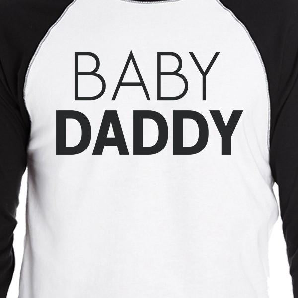 """Adam"" - Baby Daddy Baseball Tee"