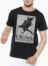 """Bran"" - Crows Before Hoes T-Shirt - OMGoth - My Gothic Shop"