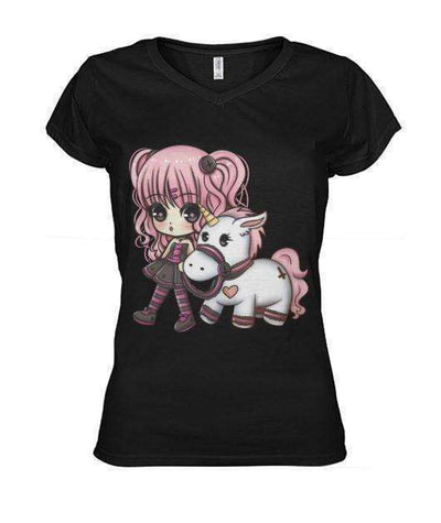 ViralStyle Apparel Unicorn Love