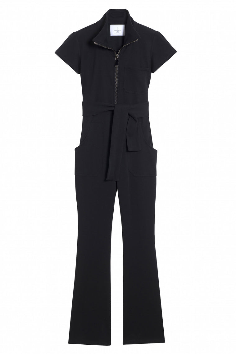 URSULA 1974 - Evening & night wear jumpsuit - Black