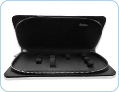 Atmos Raw Leather Travel Case