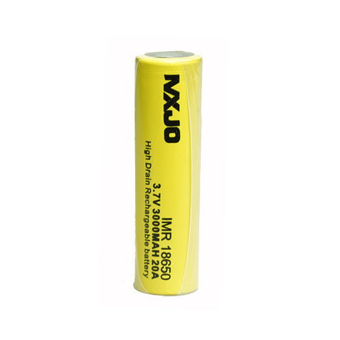MXJO 18650 High Drain Mod Battery - IMR 3000 mAh - 35A