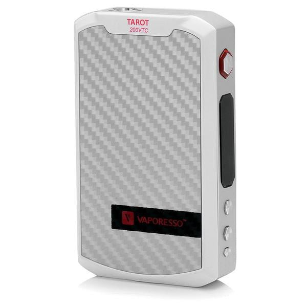 Authentic Tarot 200W VTC Box Mod by Vaporesso in White