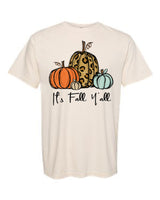 Fall Y'all Comfort Color Shirt