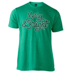Merry & Bright Leopard T-Shirt