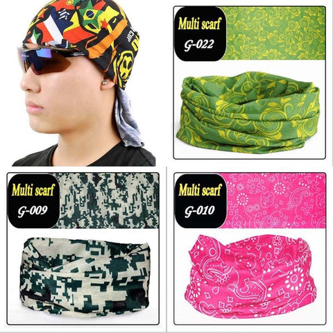 FREE Magic Headband Multicolors