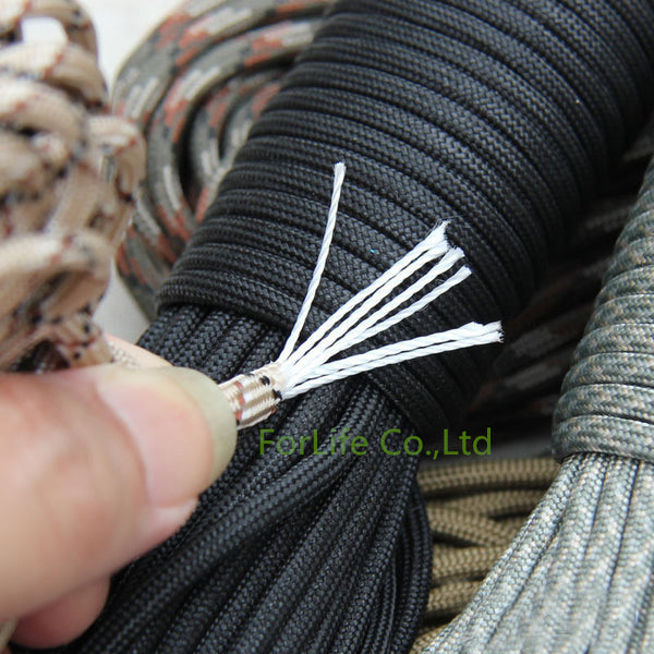 FREE 50 ft 550 Paracord Type III 7 Strand