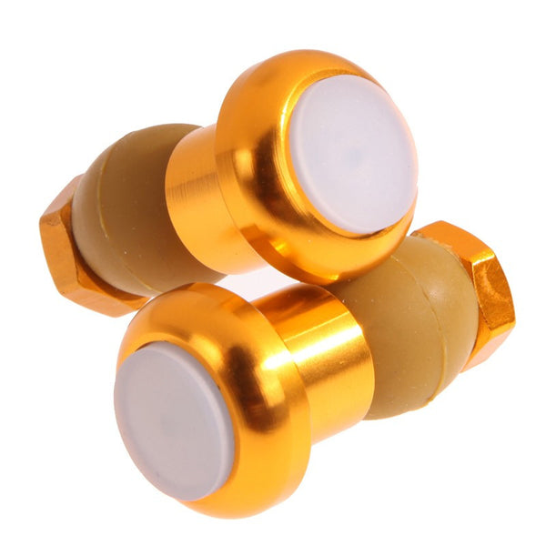 FREE A Pair Bicycle Light Turn Signal LED Handlebar Indicator Lights With Batteries