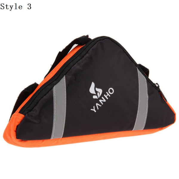 Bicycle Bike 5 Styles Multifunctional Bag