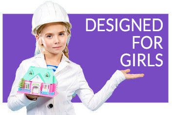 STEM Toys Designed for Girls