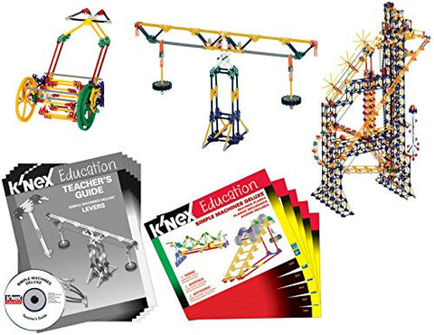 K'NEX Education - Simple Machines Deluxe - 3447 Pieces - Ages 8+ Engineering Educational Toy