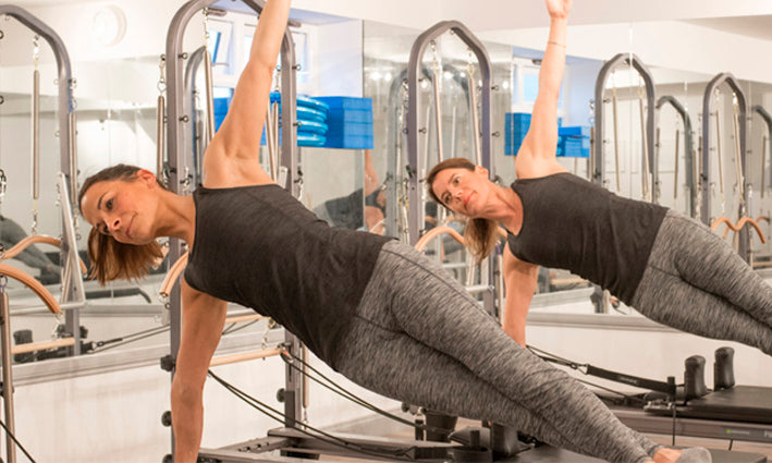Interview: Pilates teacher Lucy Whitehead