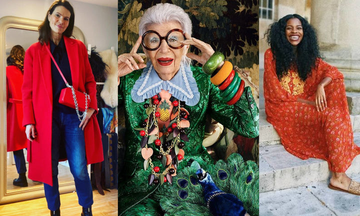 style inspiration for older women