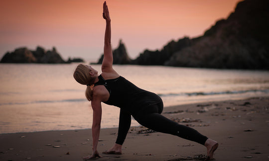 Interview: yoga teacher Valerie May