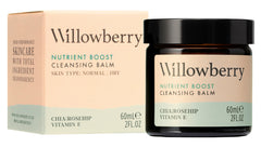 willowberry cleansing balm natural ingredients
