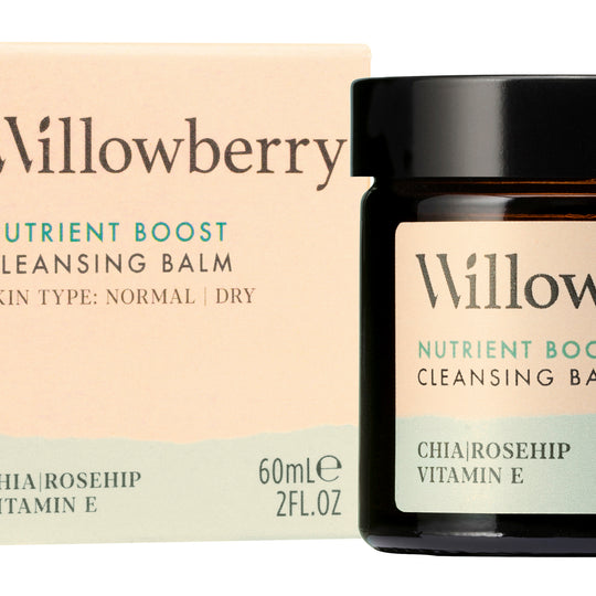 willowberry cleansing balm review