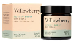 willowberry nutrient boost day cream ingredients
