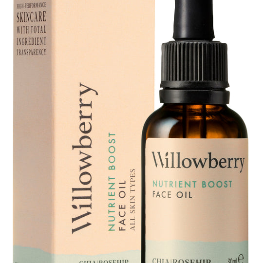 willowberry face oil review