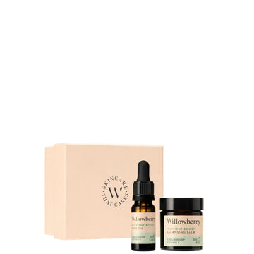 Willowberry Mini Cleanse & Nourish Gift Set