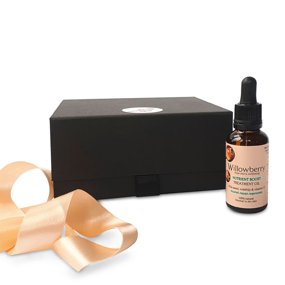 Willowberry Treatment Oil in Gift Box