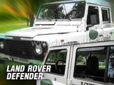Wind Deflectors - Land Rover Defender 4d (+OT)