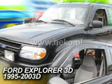 Wind Deflectors - Ford Explorer II 3d 1995-2003r