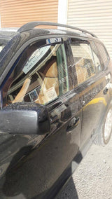 Wind Deflectors - BMW X3 (F25) 5d 2010r→(+OT)