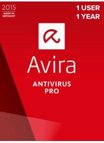Avira Antivirus Pro 1 User 1 Year