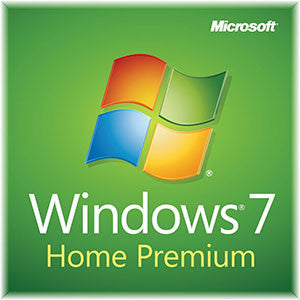 WINDOWS 7 HOME PREMIUM 32/64BIT RETAIL