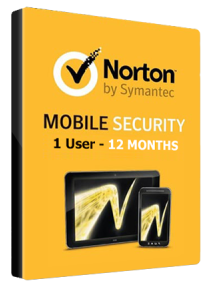 Norton Mobile Security 3.0 - 1 User 1 Year KEY GLOBAL