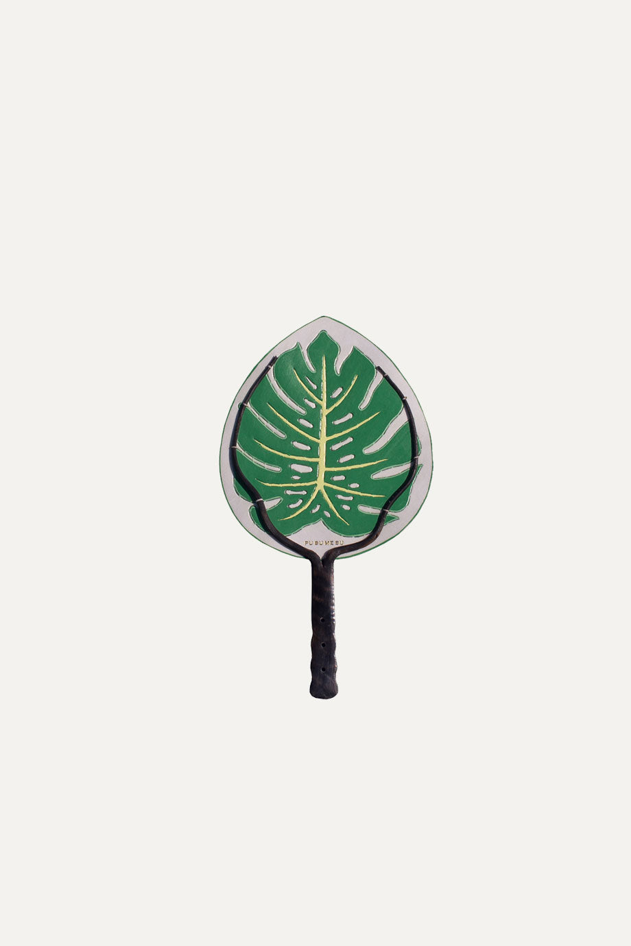 MONSTERA LEAF SMALL FAN