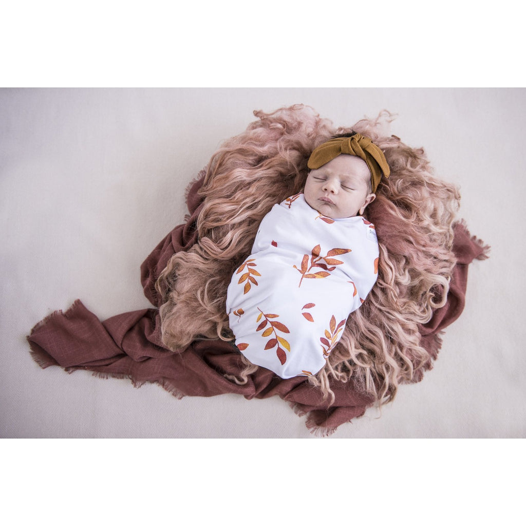 Wildfire I Snuggle Swaddle & Beanie Set