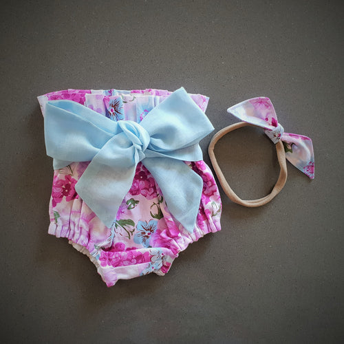 Handmade Bloomers - Sunset Garden