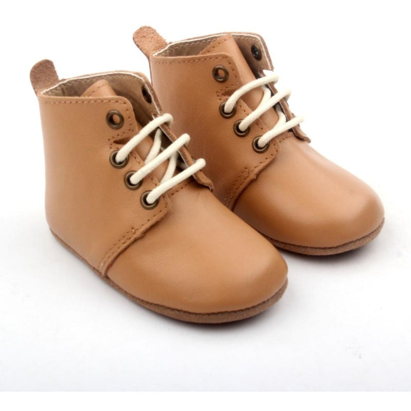 Leather Wynter Tan Boots