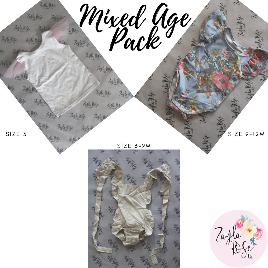 Mixed Age Pack